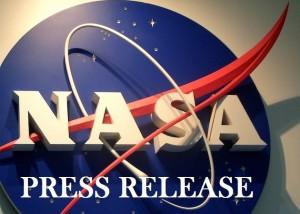 NASA Press Release